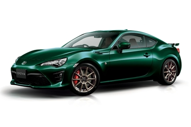 "特別仕様車 GT""British Green Limited"""